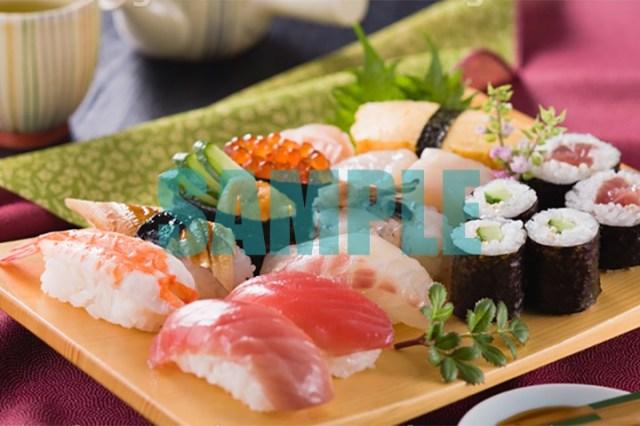 にぎり寿司一人前